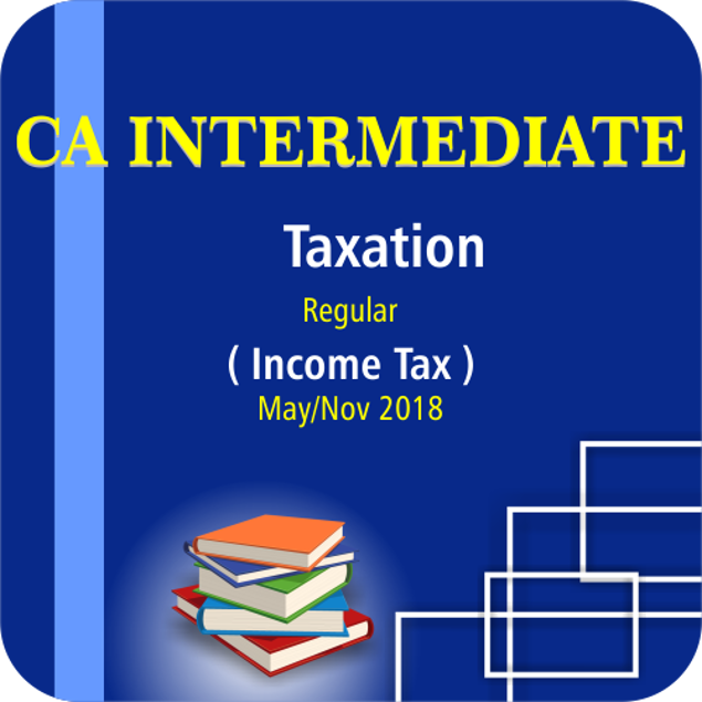 Picture of TAXATION(INCOME TAX ) MAY/NOV 18