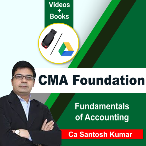 Picture of CMA FOUNDATION  - Fundamental of Accounting