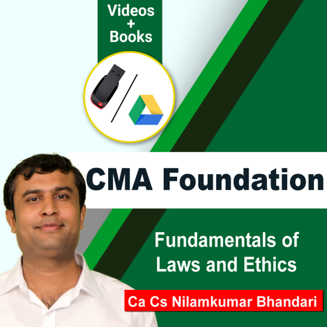 Picture of CMA FOUNDATION  - Fundamentals of Laws and Ethics