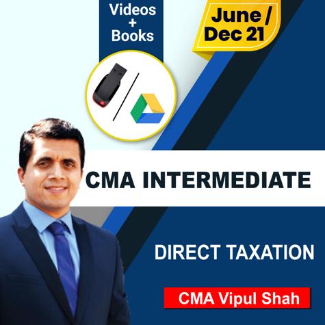 Picture of CMA INTERMEDIATE DIRECT TAXATION  REGULAR