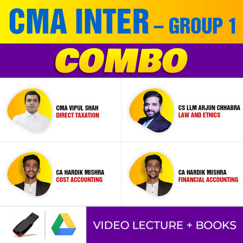 Picture of Combo - CMA Intermediate Group 1